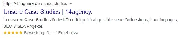 google-rich-snippets-bewertungen